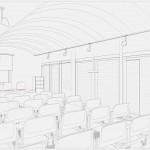 FERRARI LP Prospettiva sala conferenze