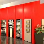 VODAFONE Punto vending da dx