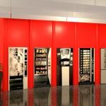 VODAFONE Punto vending da sx