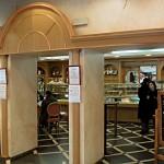 Pasticceria DOLCELUCIA Vista interna ingresso